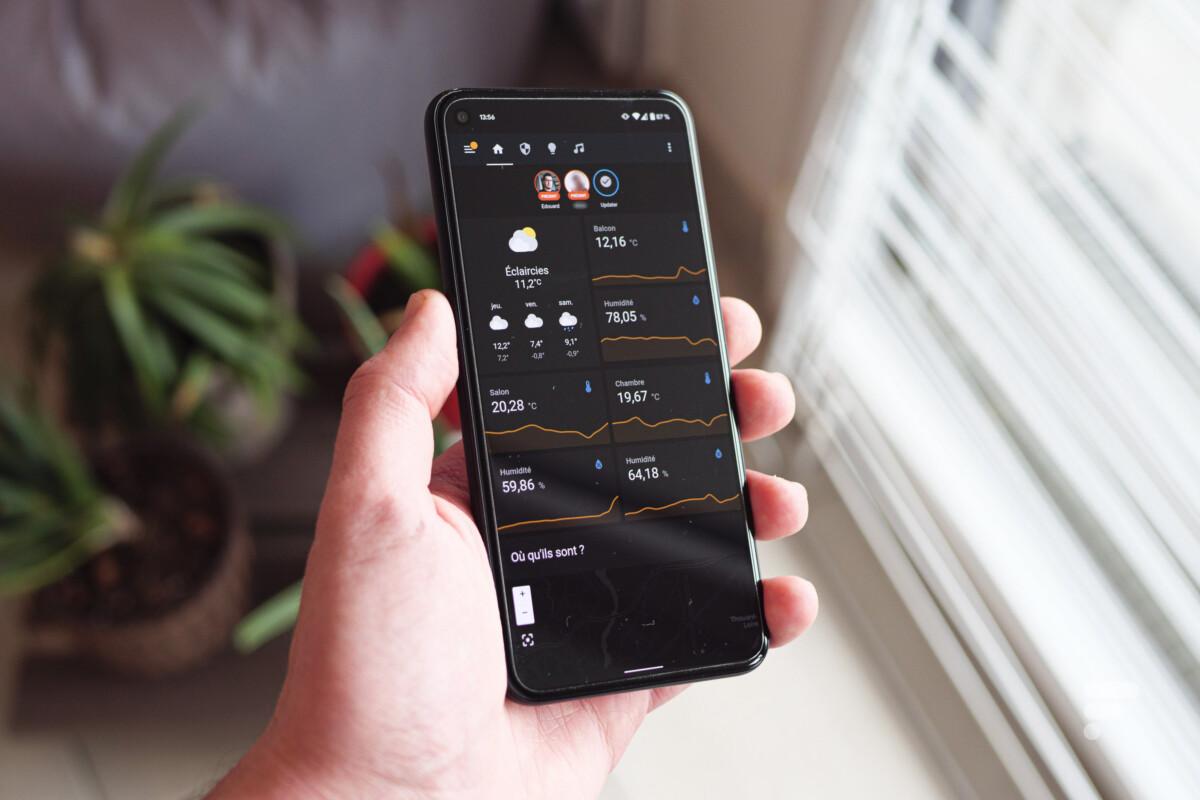 Βοηθός εφαρμογής Mobile Home