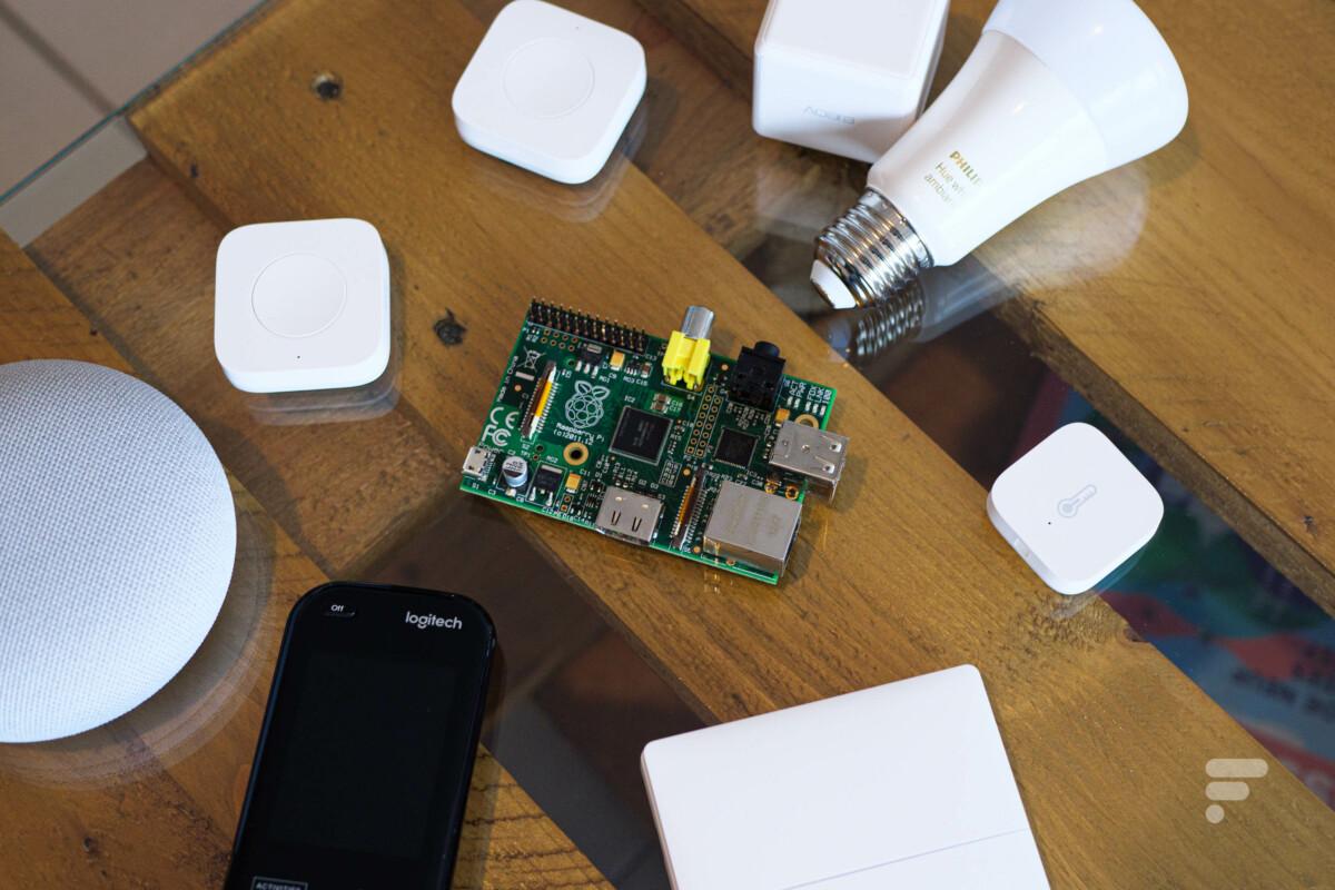 Οικιακός βοηθός Raspberry Pi