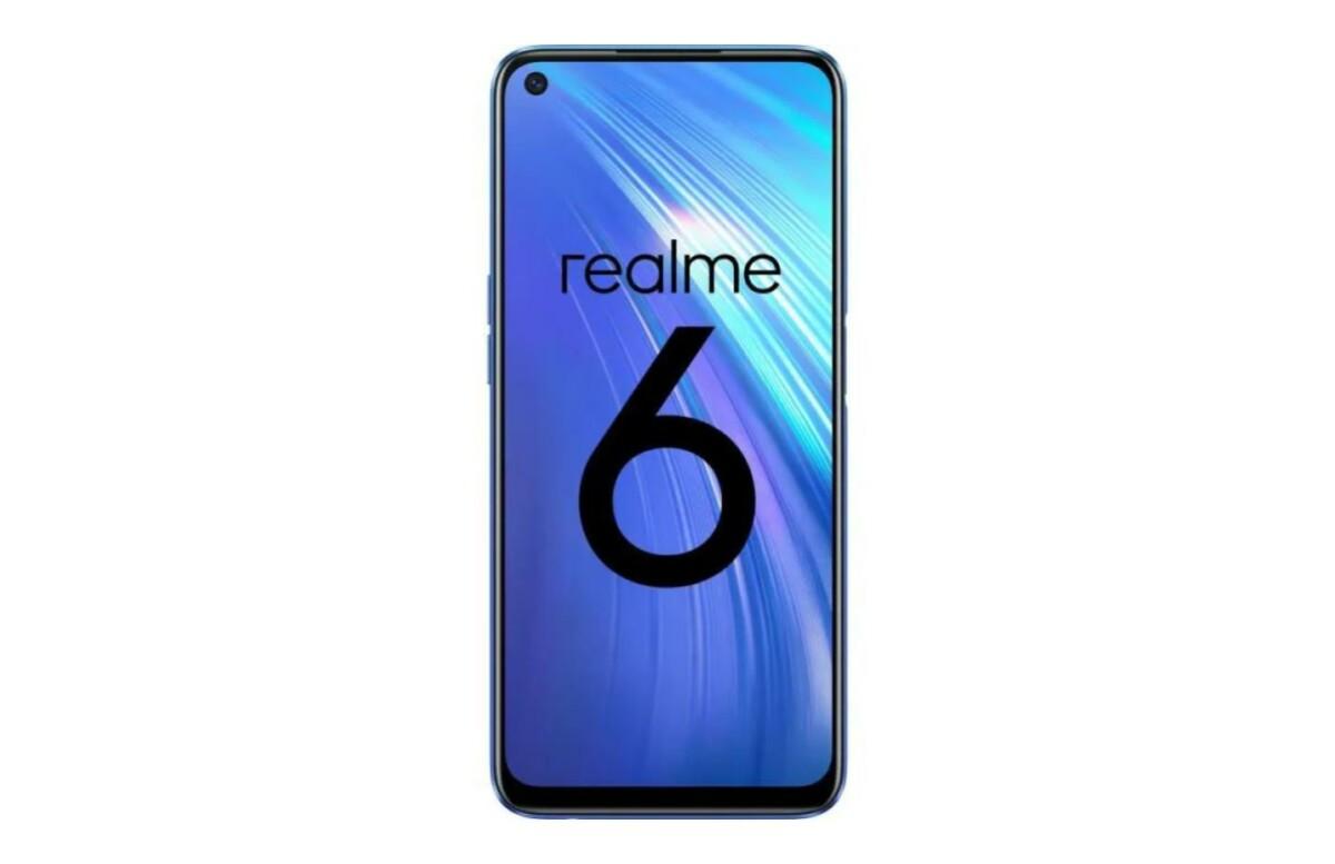 Realme 6 : seulement 139 € pour ce smartphone avec un écran 90 Hz