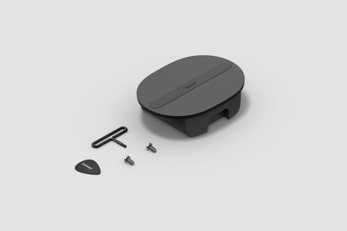 Le kit de remplacement pour l'enceinte Sonos Move