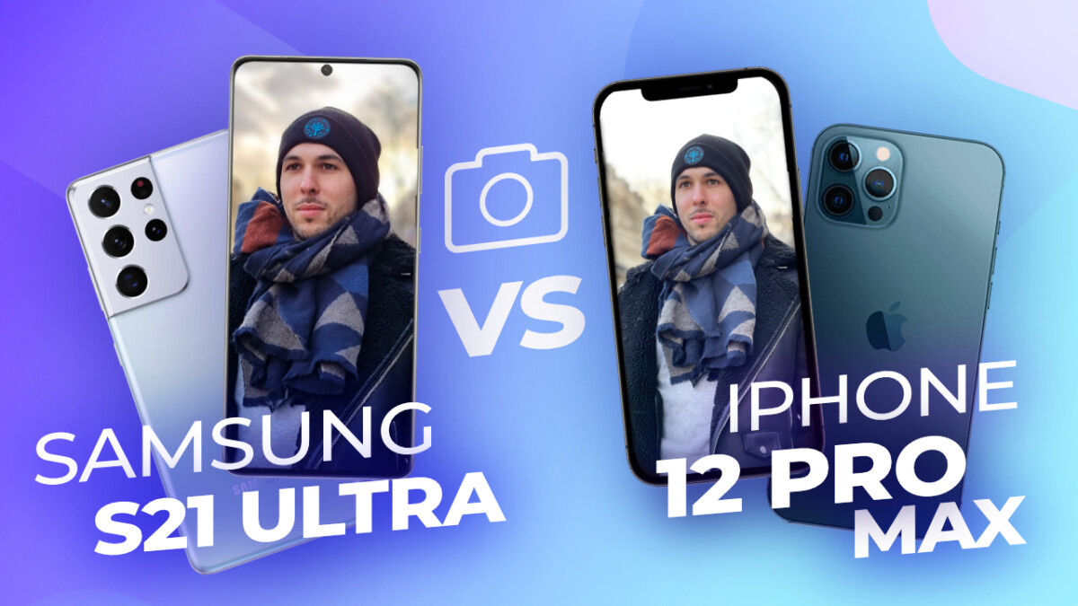 s21ultra iphone12max 1200x675 - Samsung Galaxy S21 Ultra vs iPhone 12 Pro Max: here is our photo comparison of the two titans - frandroid