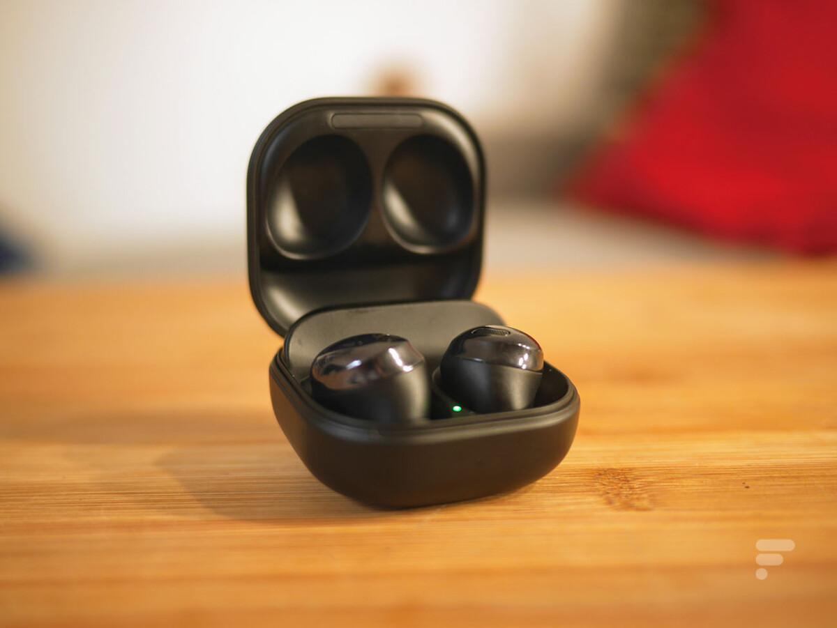 Les écouteurs Samsung Galaxy Buds Pro proposent un son de très bonne facture