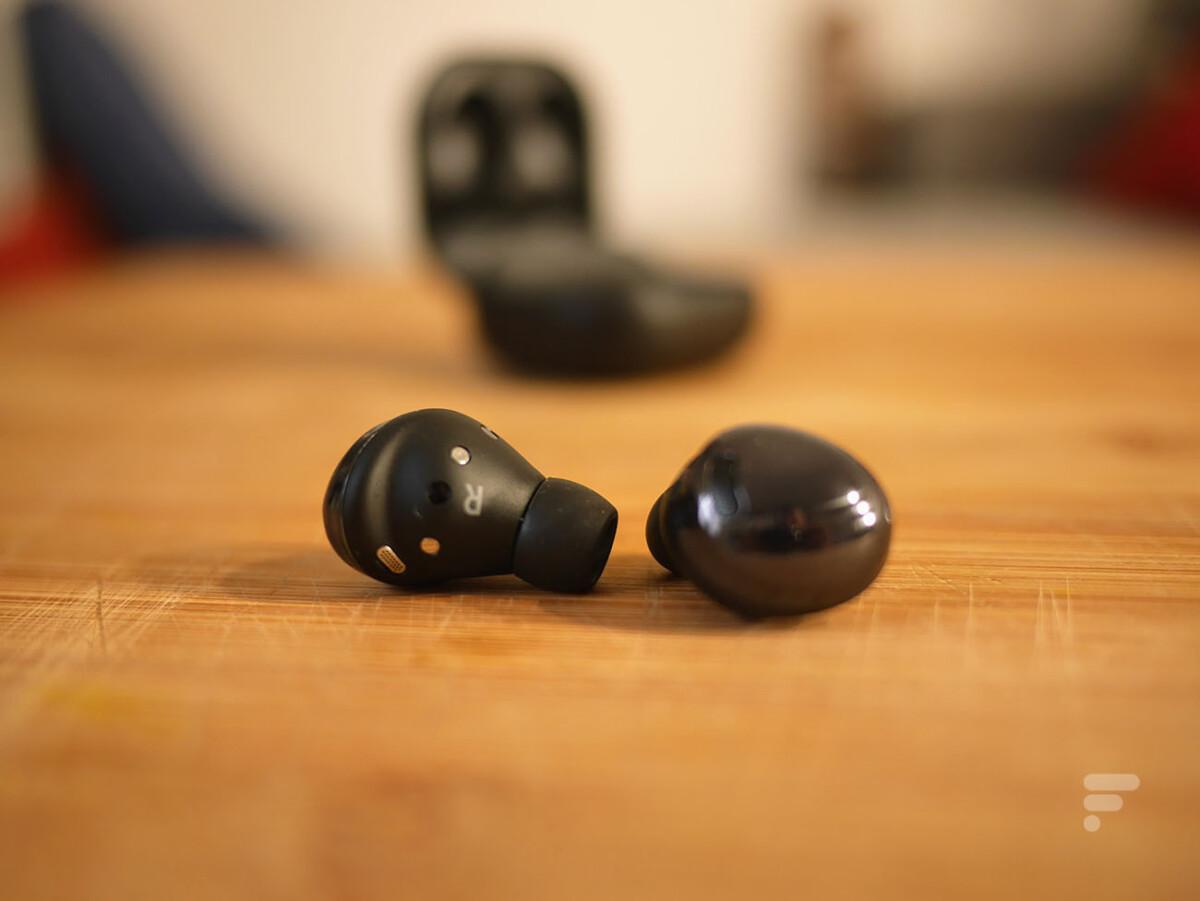 Les écouteurs Samsung Galaxy Buds Pro
