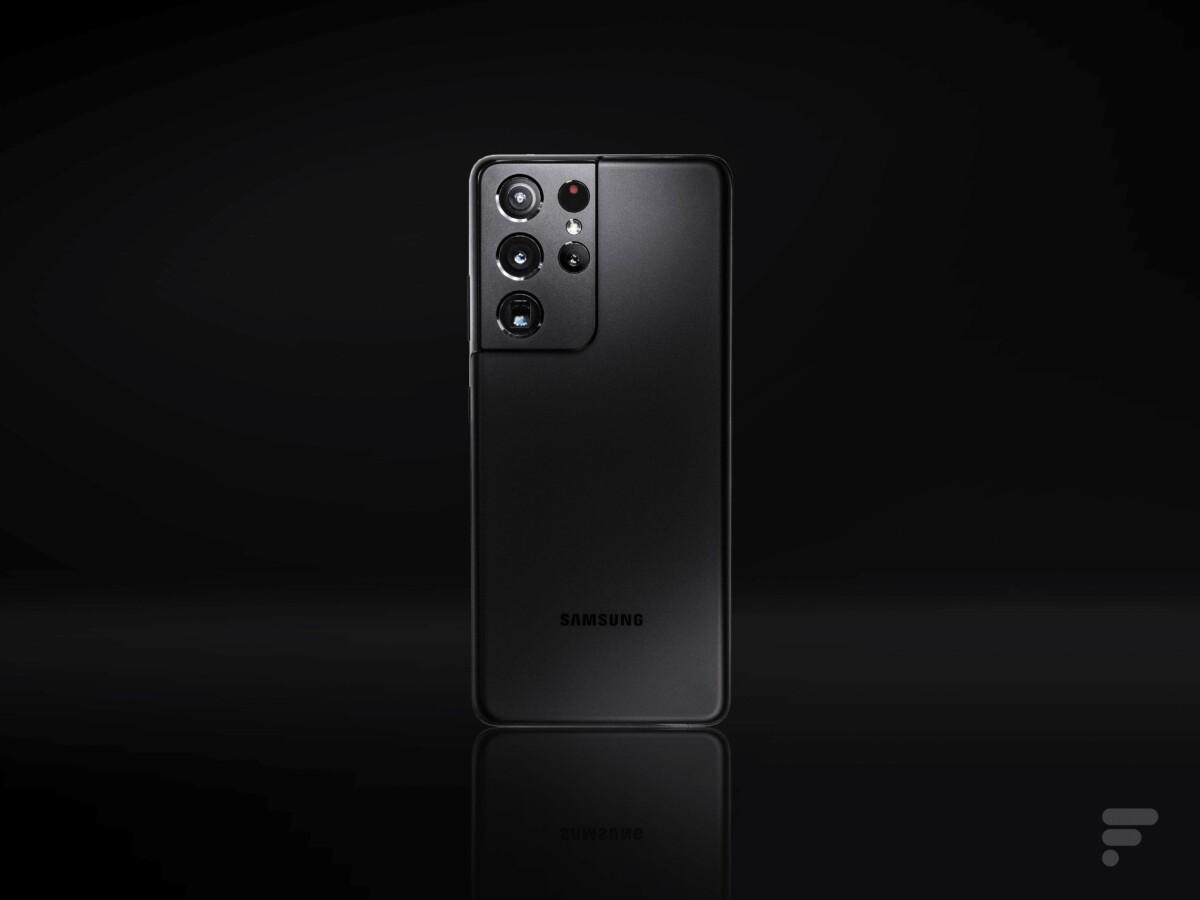 Samsung Galaxy S21 Ultra dos