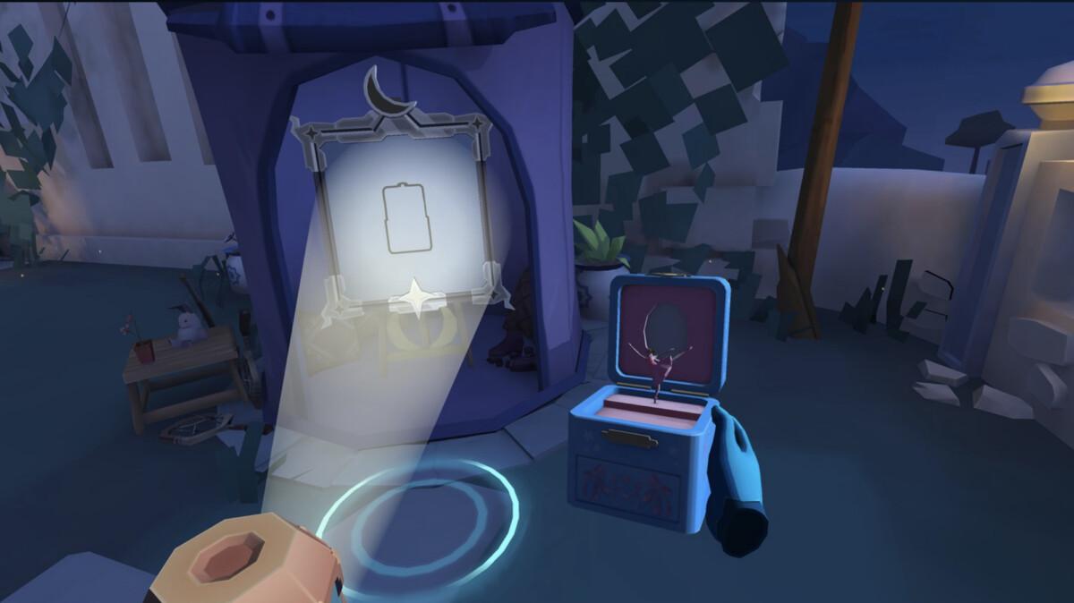 Shadow Point sur Oculus Quest2