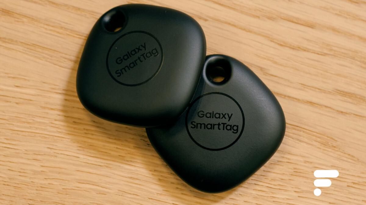 Les trackers connectés Samsung Galaxy SmartTag