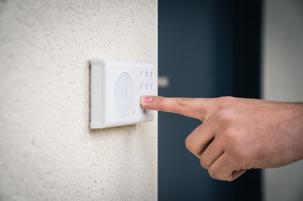 Door Keeper peut aussi s'ouvrir à l'aide d'un code temporaire ou permanent