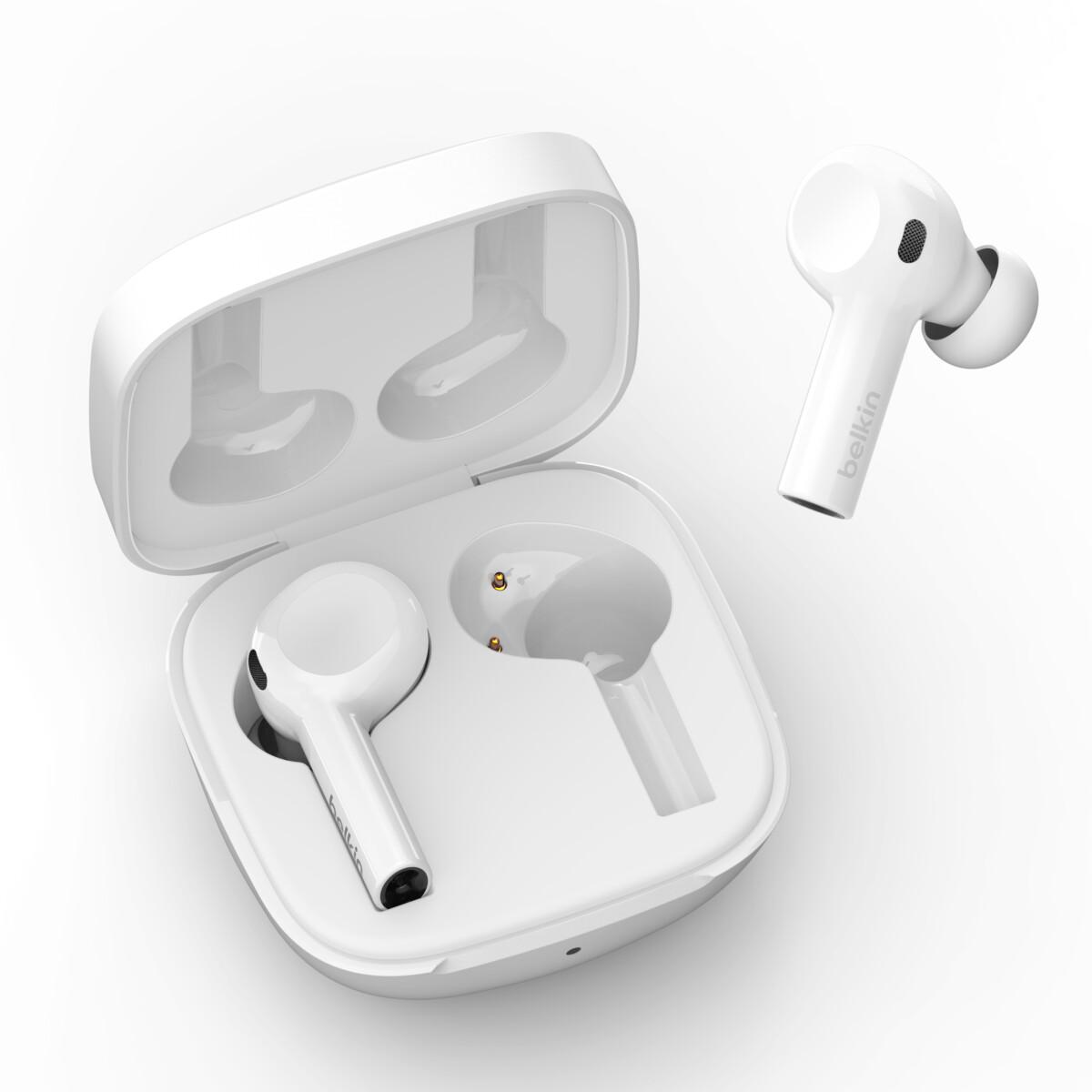 Les nouveaux écouteurs True Wireless Soundform Freedom de Belkin