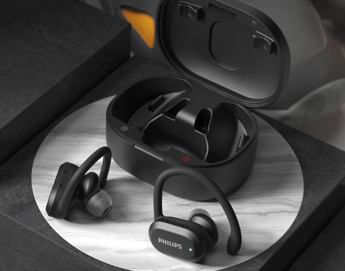 Les écouteurs Philips A7306