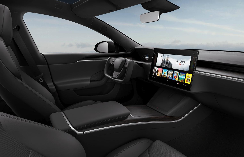 Renouveau intérieur: Tesla Model S et X