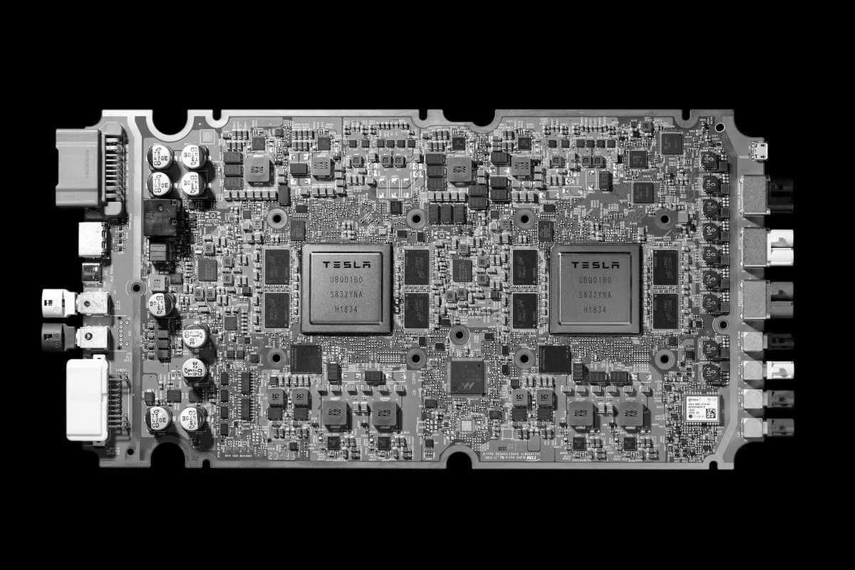 Tesla ferait appel à Samsung pour des puces 5 nm dédiées à la conduite autonome