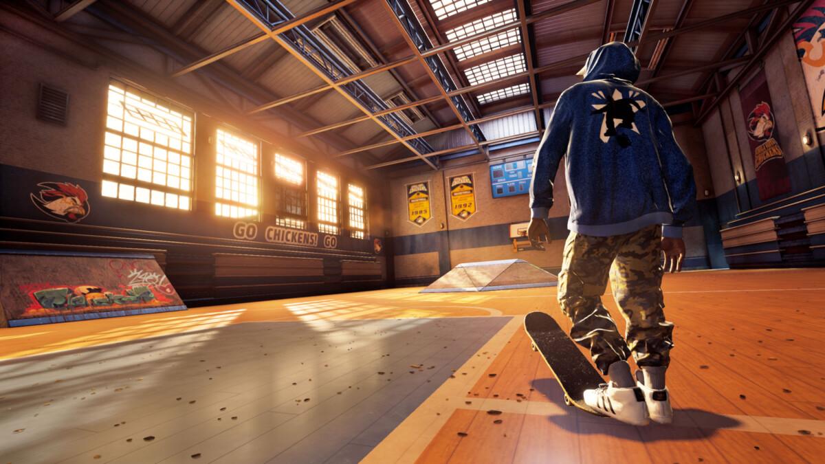 Le jeu Tony Hawk Pro Skater a eu le droit à un magnifique remake