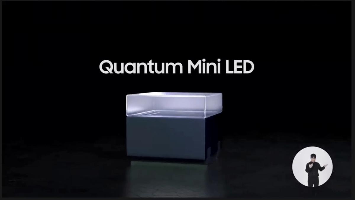 Neo QLED : le Mini LED débarque chez Samsung au CES 2021… et ça promet !
