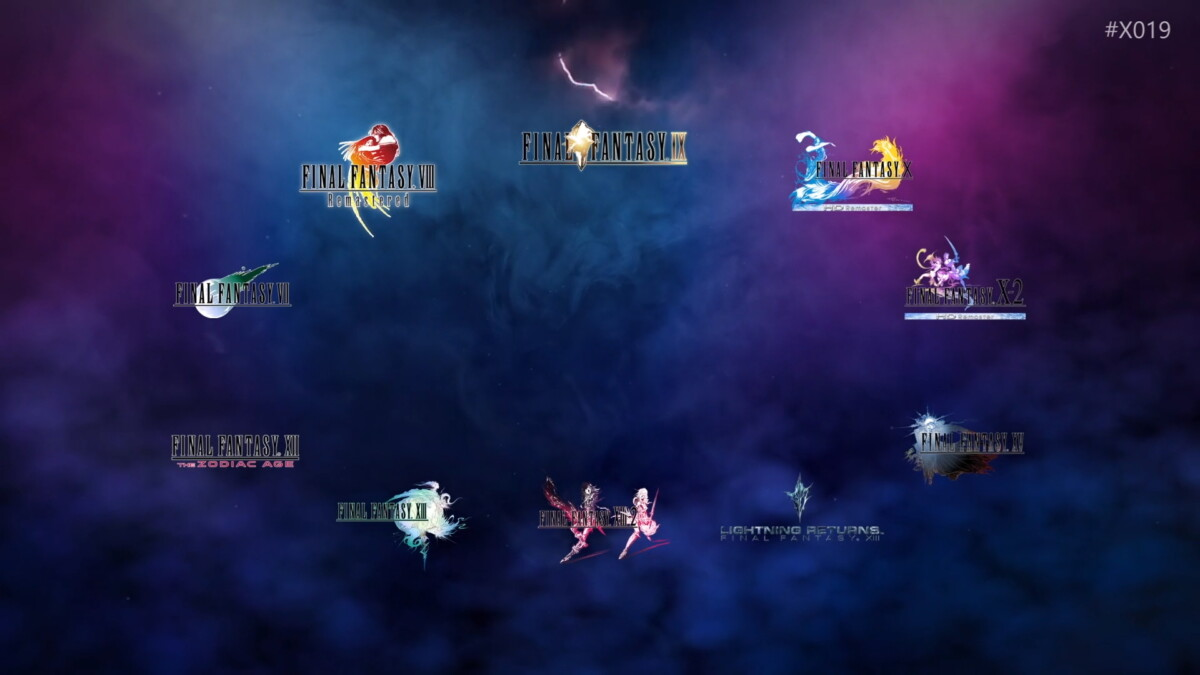 Final Fantasy announced for Game Pass at X019