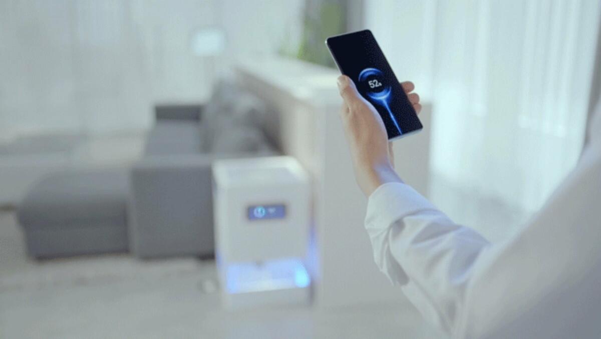 Xiaomi Mi Air Charge : la marque annonce la vraie charge sans fil, sans socle, et c'est multi appareils