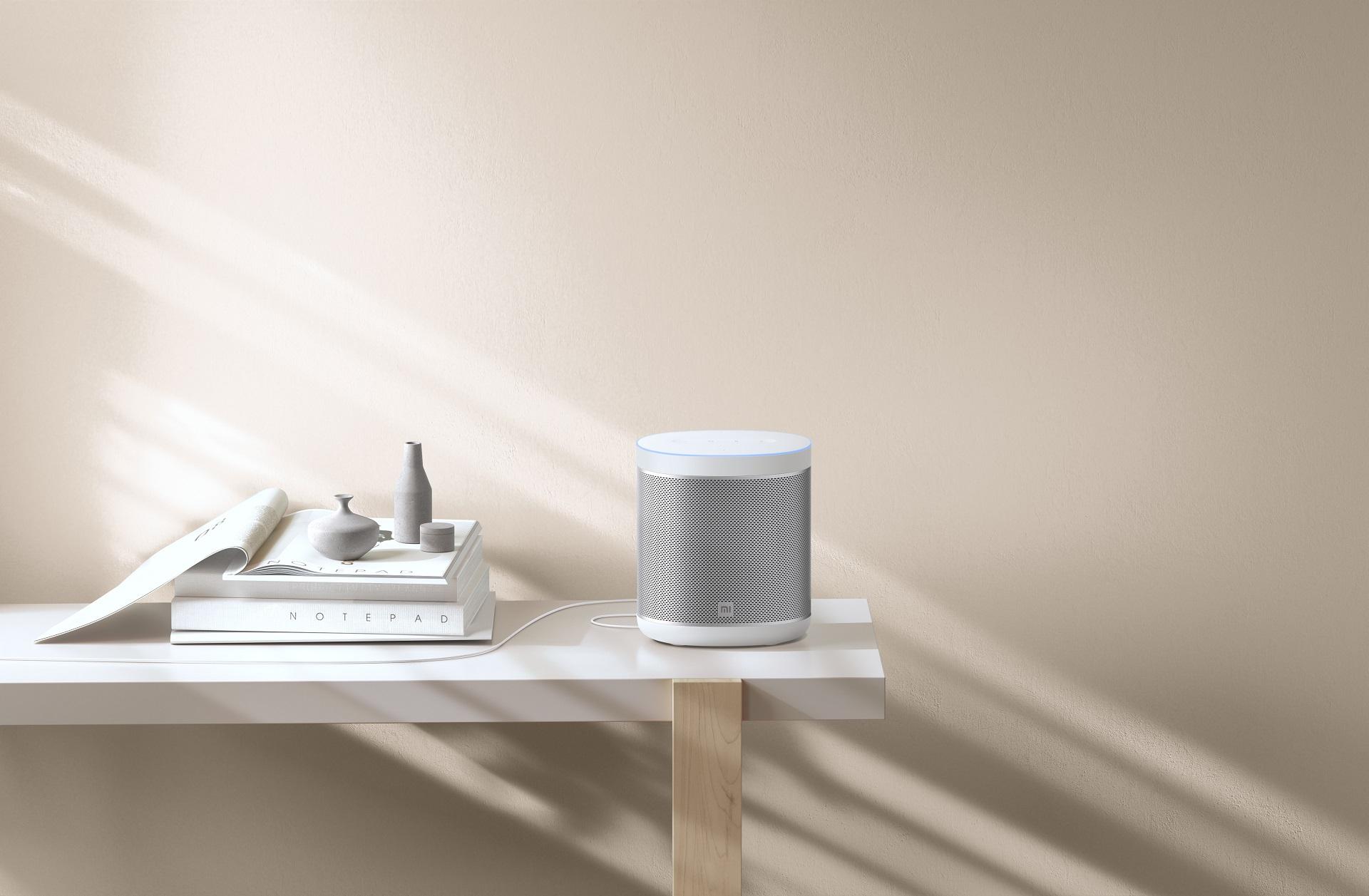 Xiaomi lance son Mi Smart Speaker — Enceinte connectée
