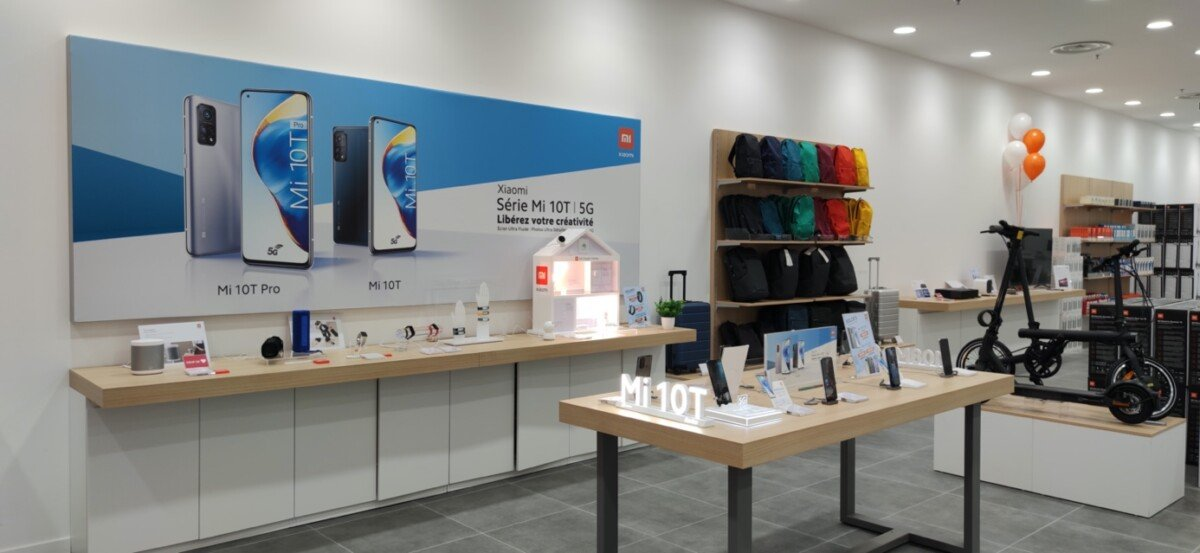 Xiaomi Mi Store Lyon Part-Dieu