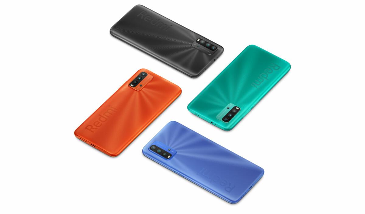 Xiaomi Redmi 9T coloris