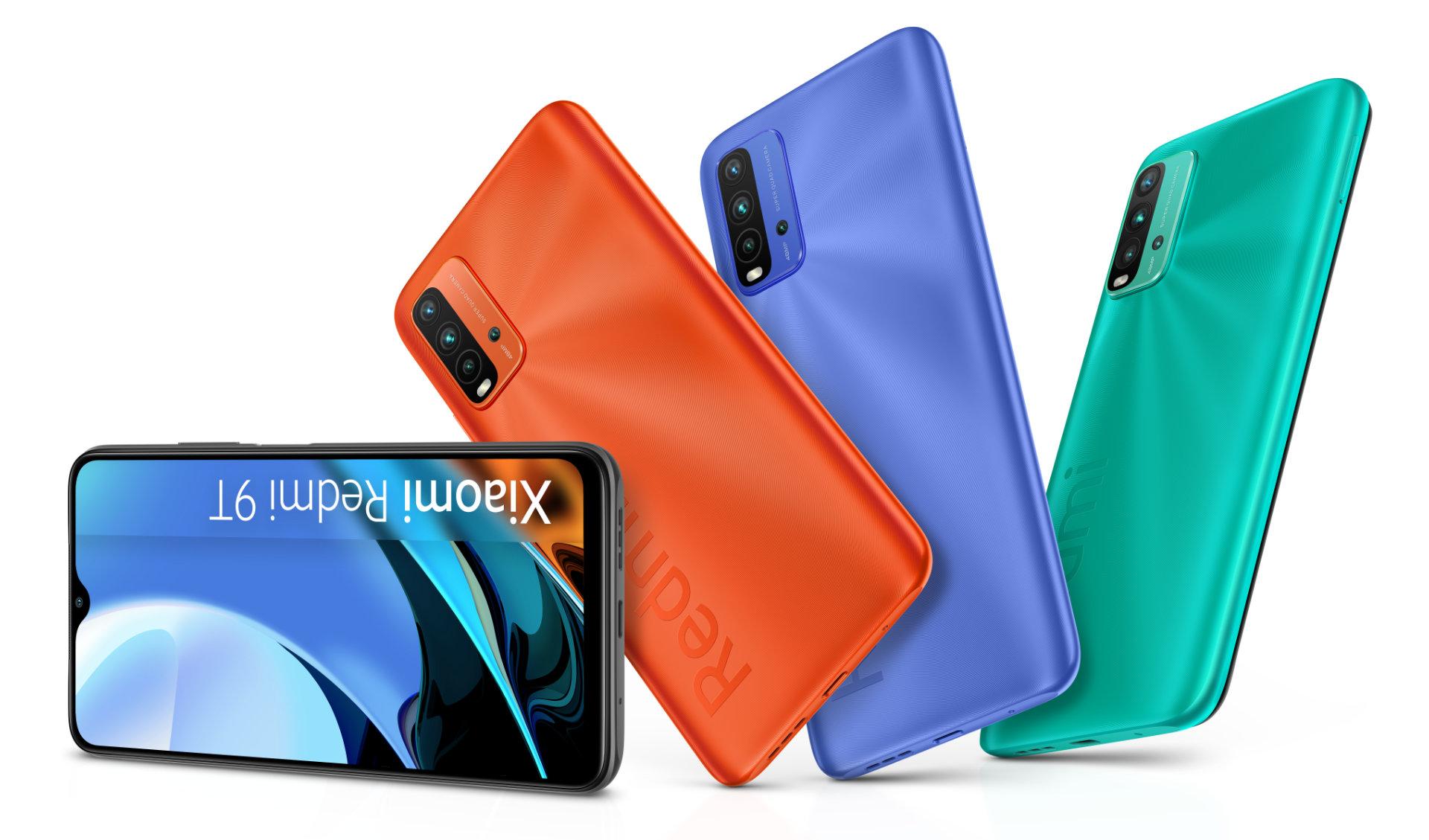 Xiaomi Redmi 9T officialisé : lui aussi goûte à la batterie de 6000 mAh