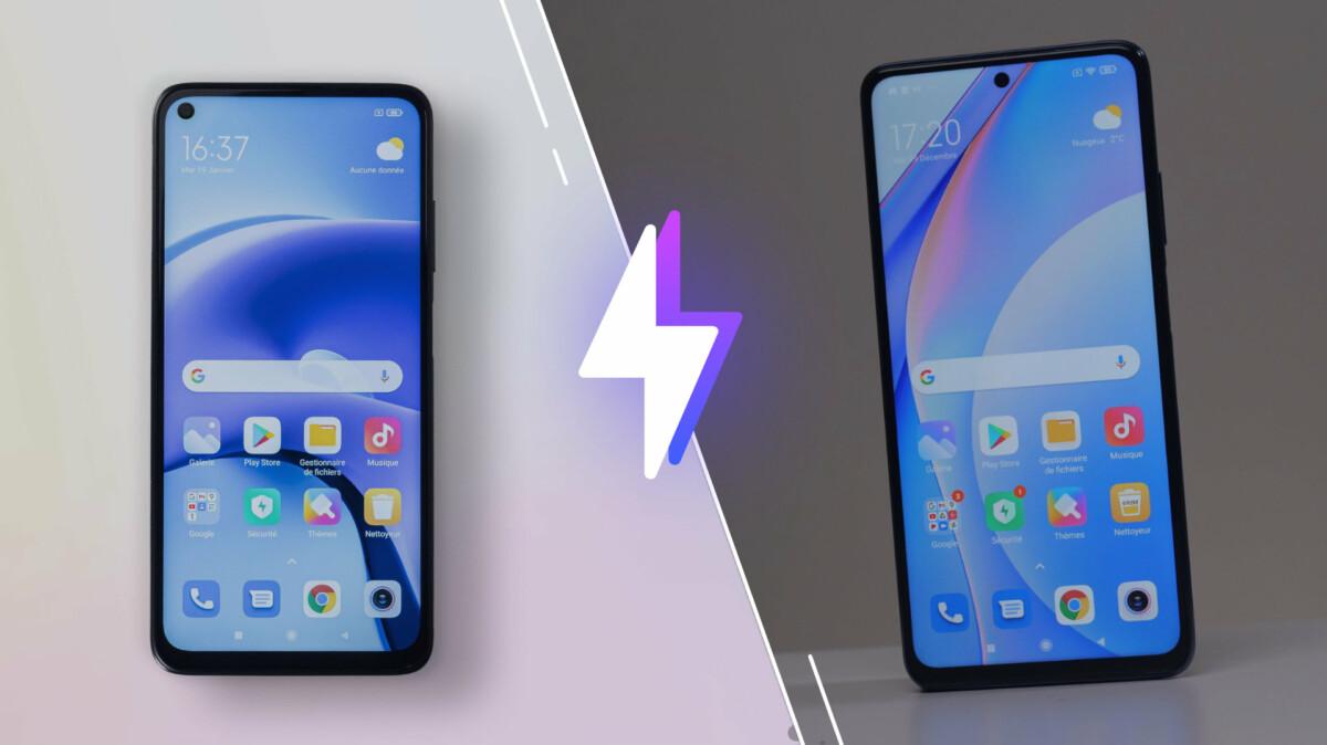 Xiaomi Mi 10T Lite vs Redmi Note 9T