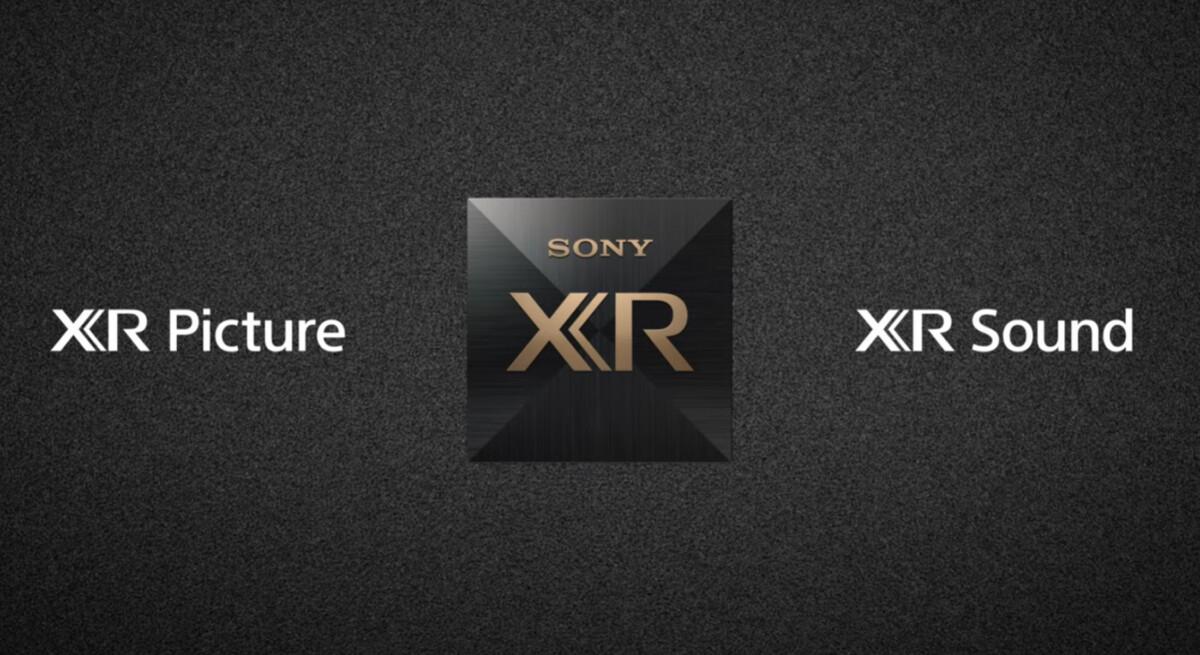 Le processeur XR agit sur l'image et l'audio