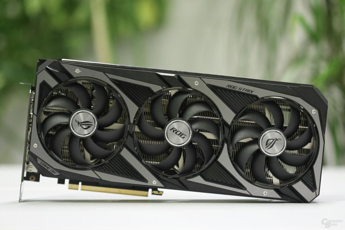L'Asus GeForce RTX 3060 Strix OC