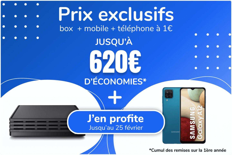 Cette vente privée Fibre/ADSL + mobile permet de réaliser de belles économies - Frandroid