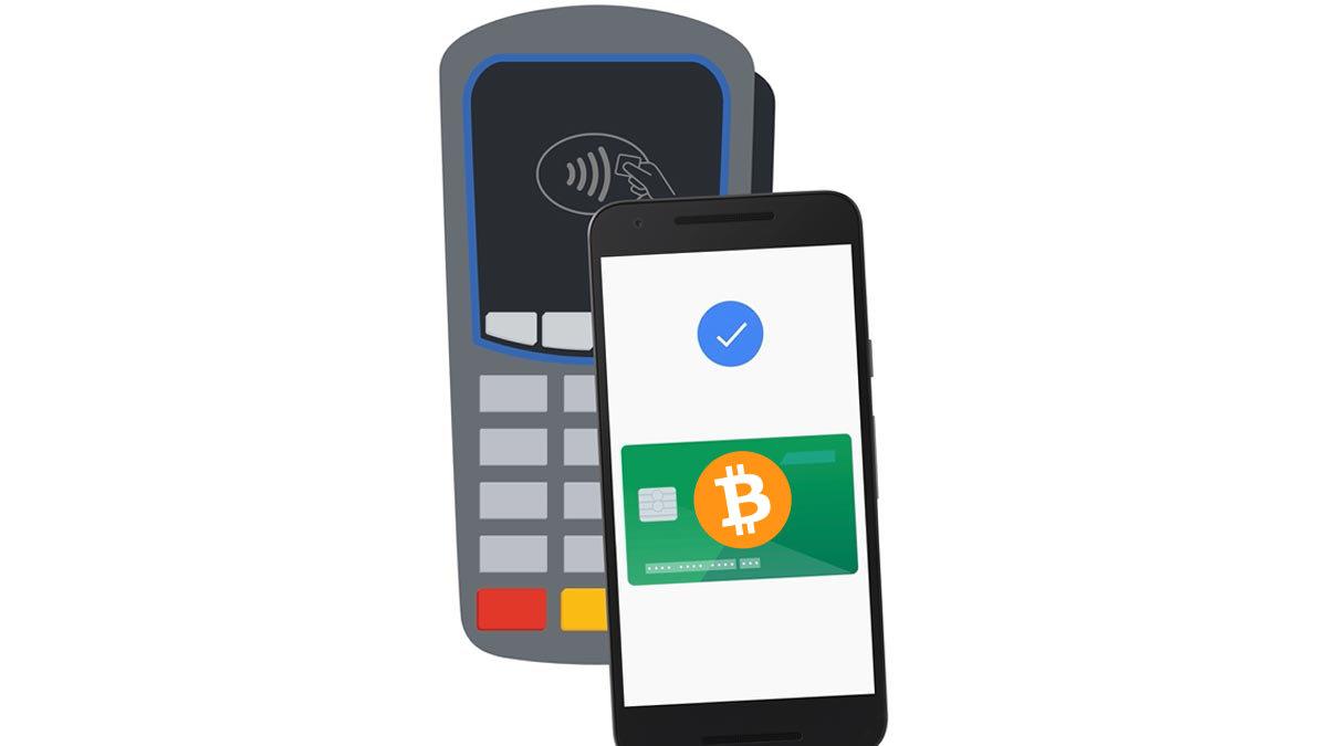 Du bitcoin sur Google Pay et Samsung