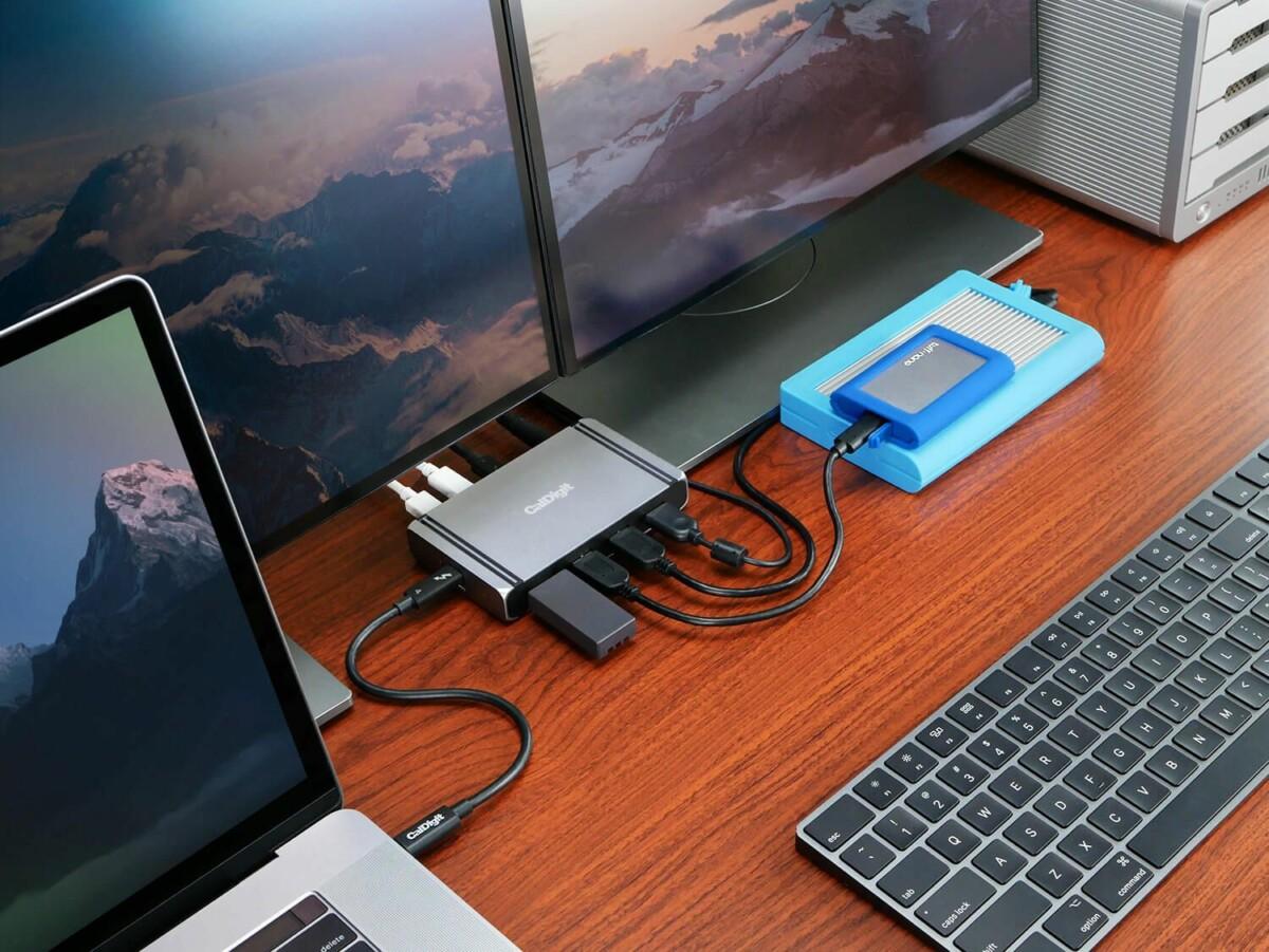 CalDigit Element USB