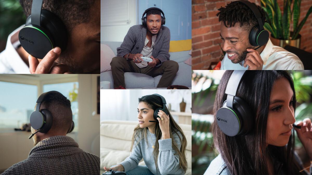 Le casque Xbox Wireless Headset