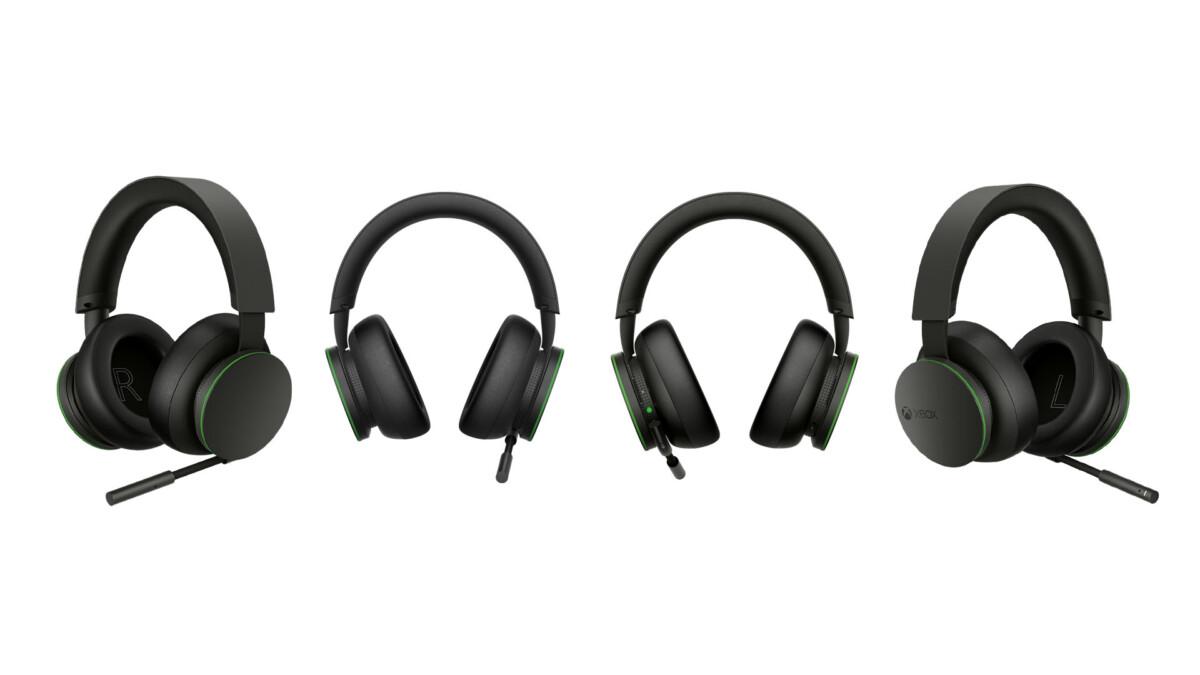 Xbox Wireless Headset : Microsoft dévoile son nouveau casque gaming et universel