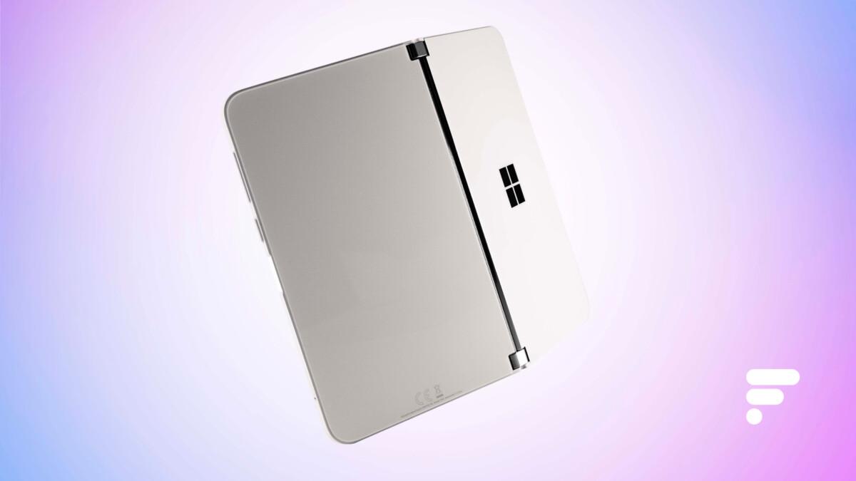 Le Microsoft Surface Duo