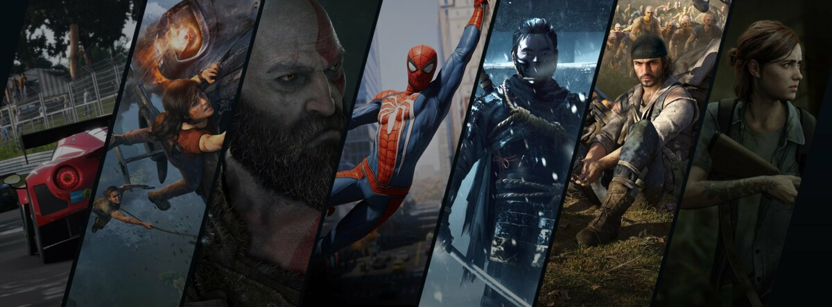 Sony has an incredible catalog of exclusives