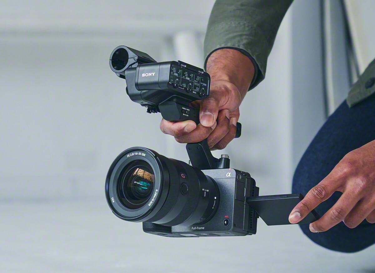 La caméra Sony FX3