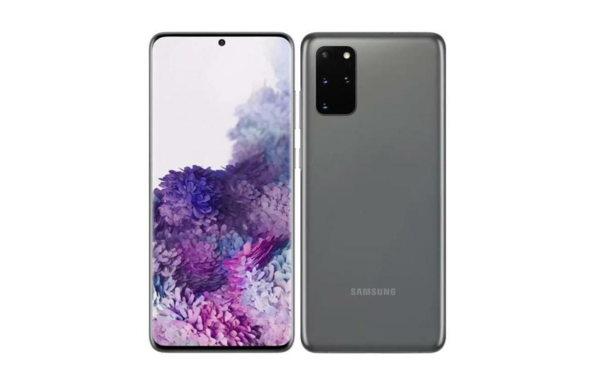 Le Samsung Galaxy S20+ baisse encore plus son prix pour la fin des soldes