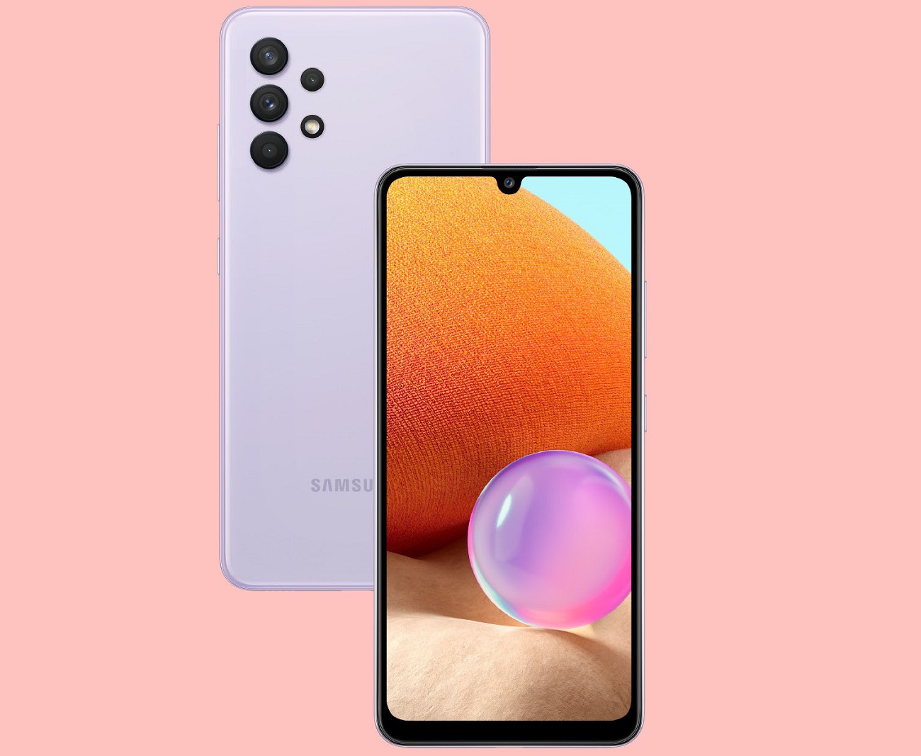 Galaxy A32 4G : Samsung présente une fiche technique plus alléchante que la version 5G - Frandroid