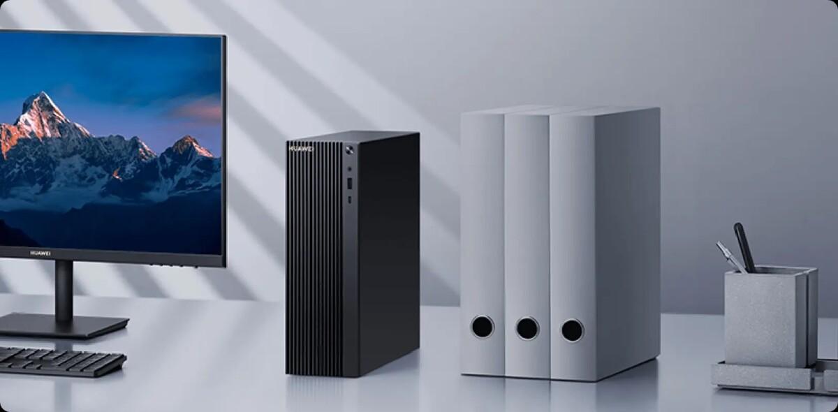 Le MateStation de Huawei