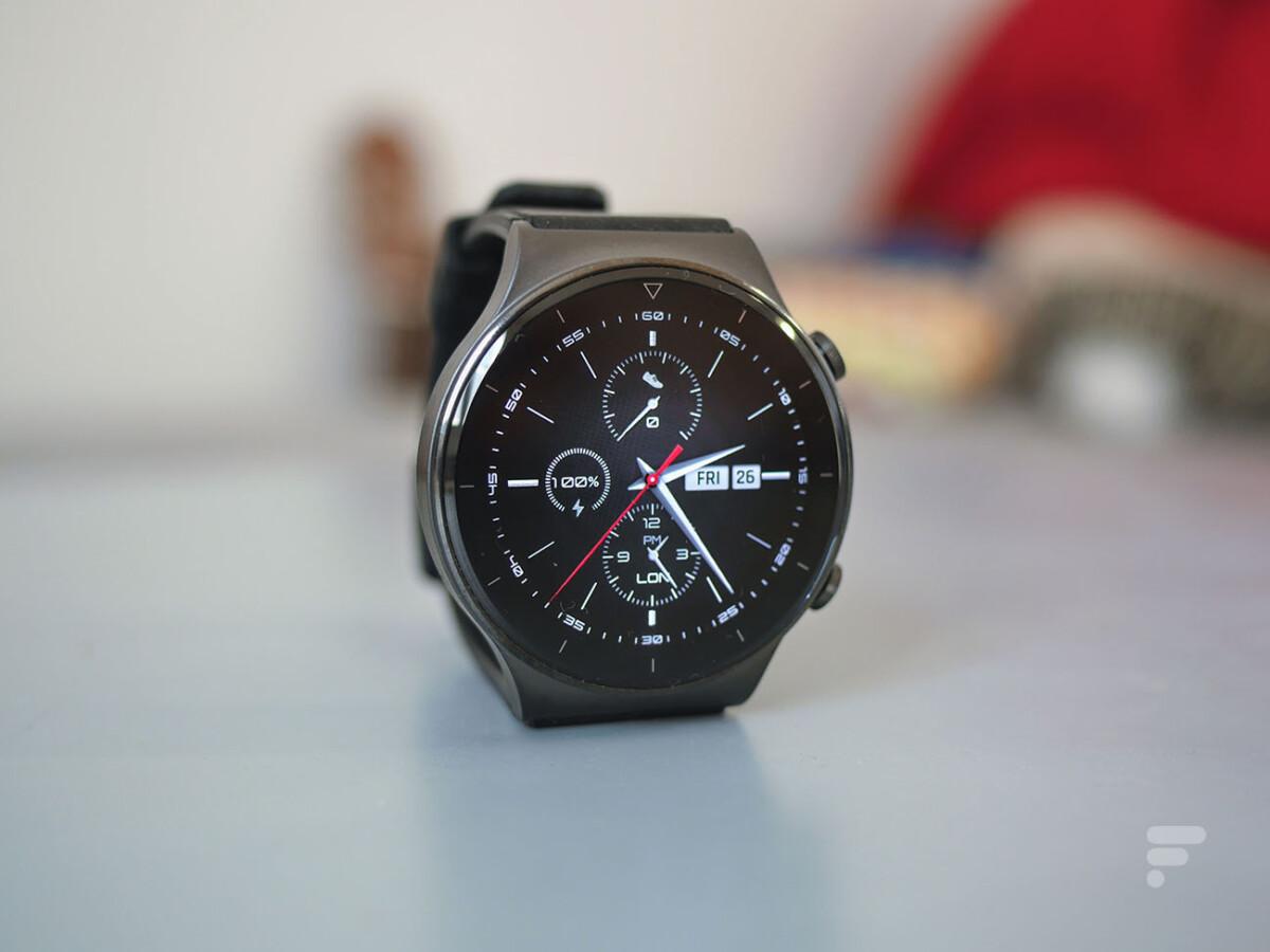 La montre Huawei Watch GT 2 Pro