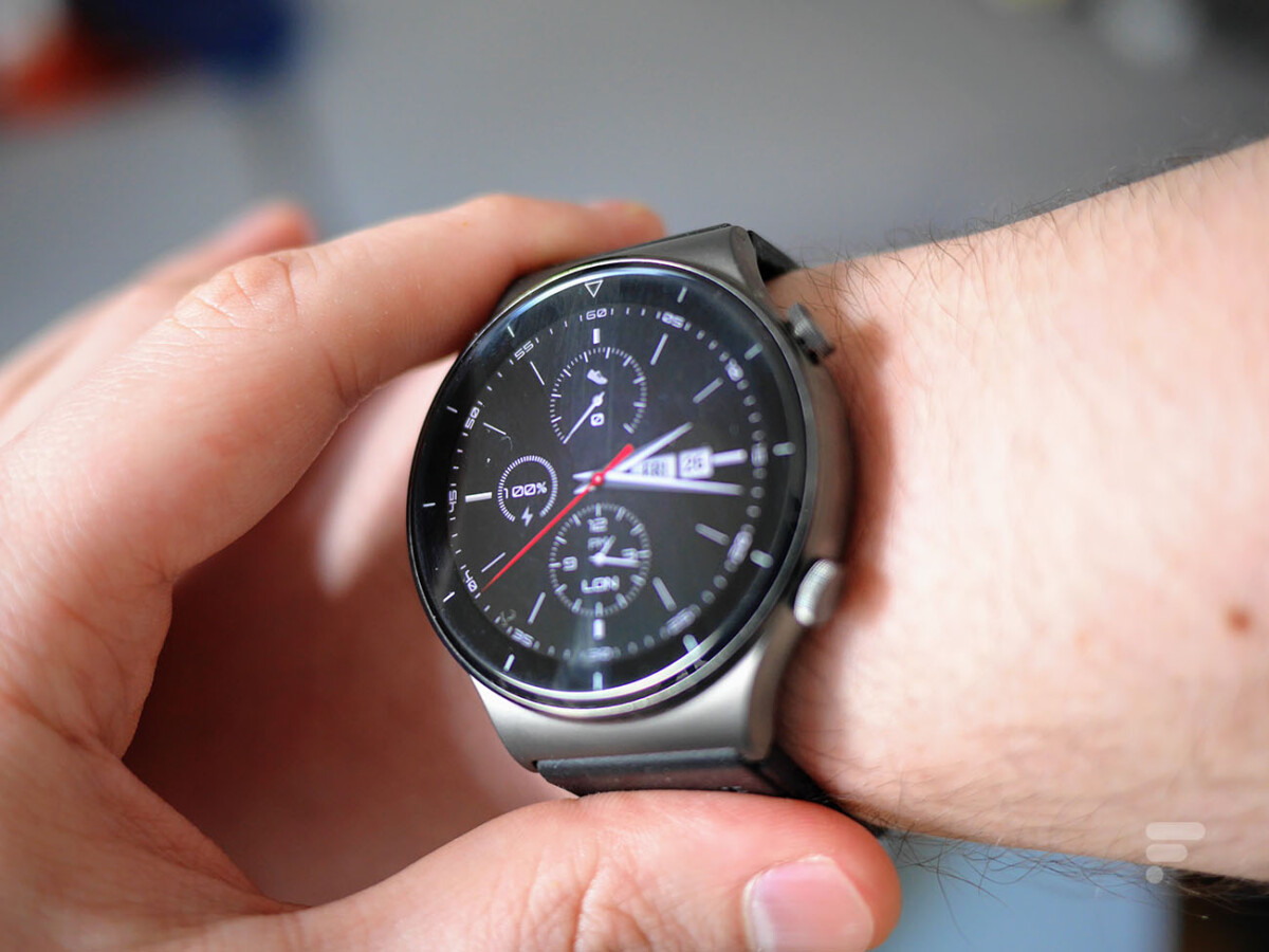 La montre Huawei Watch GT 2 Pro