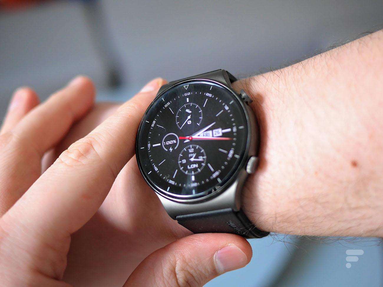 Test Huawei Watch GT 2 Pro : notre avis complet - Montres/Bracelet Connectés - Frandroid