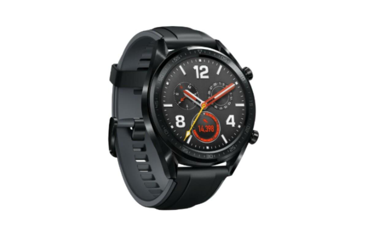 La montre Huawei Watch GT est en cours de déstockage sur le site officiel