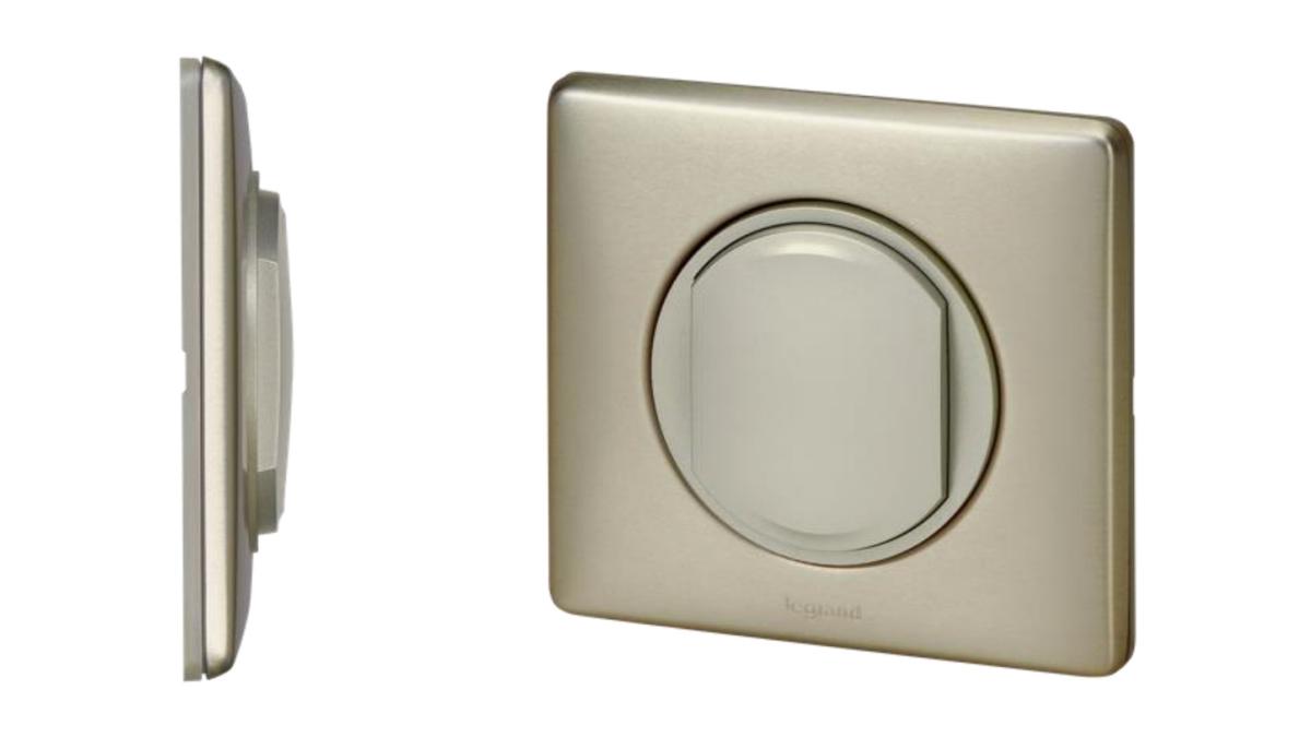 Legrand présente un interrupteur sans fil et sans pile - Frandroid