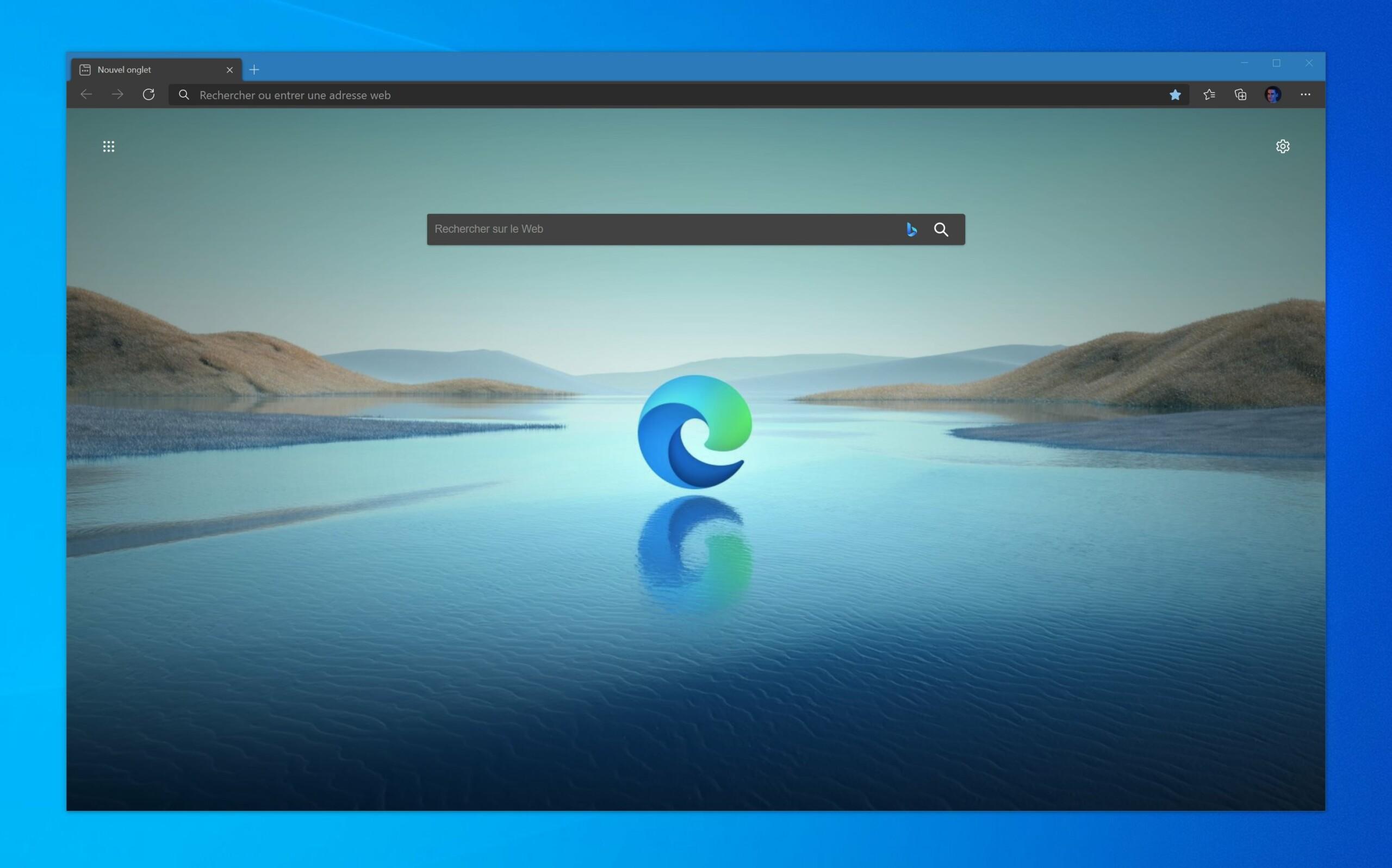 Microsoft Edge va gagner des widgets pour le bureau de Windows 10 - Frandroid