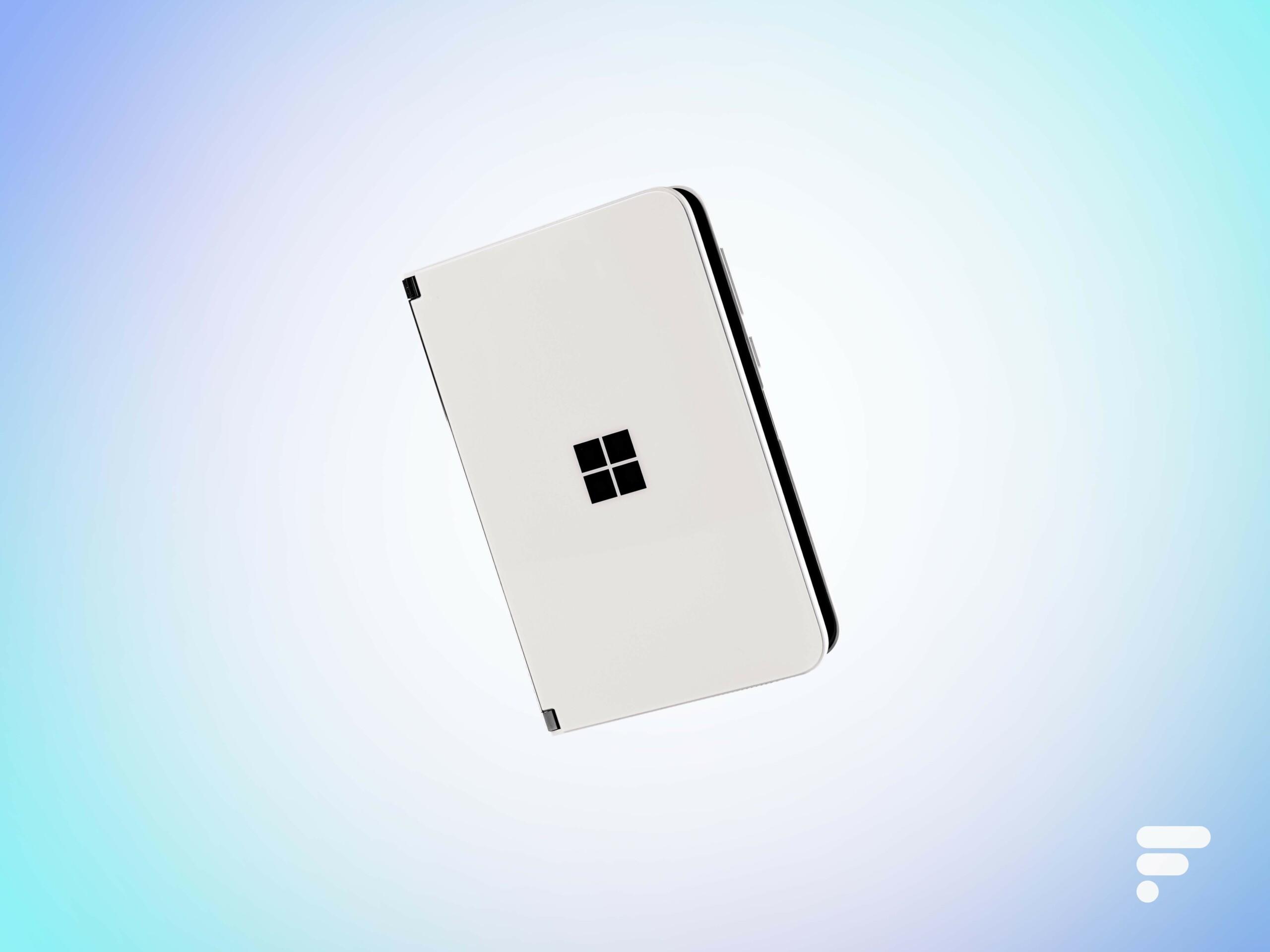 Prise en main du Microsoft Surface Duo : l'étrange smartphone à double écran arrive en France - Frandroid