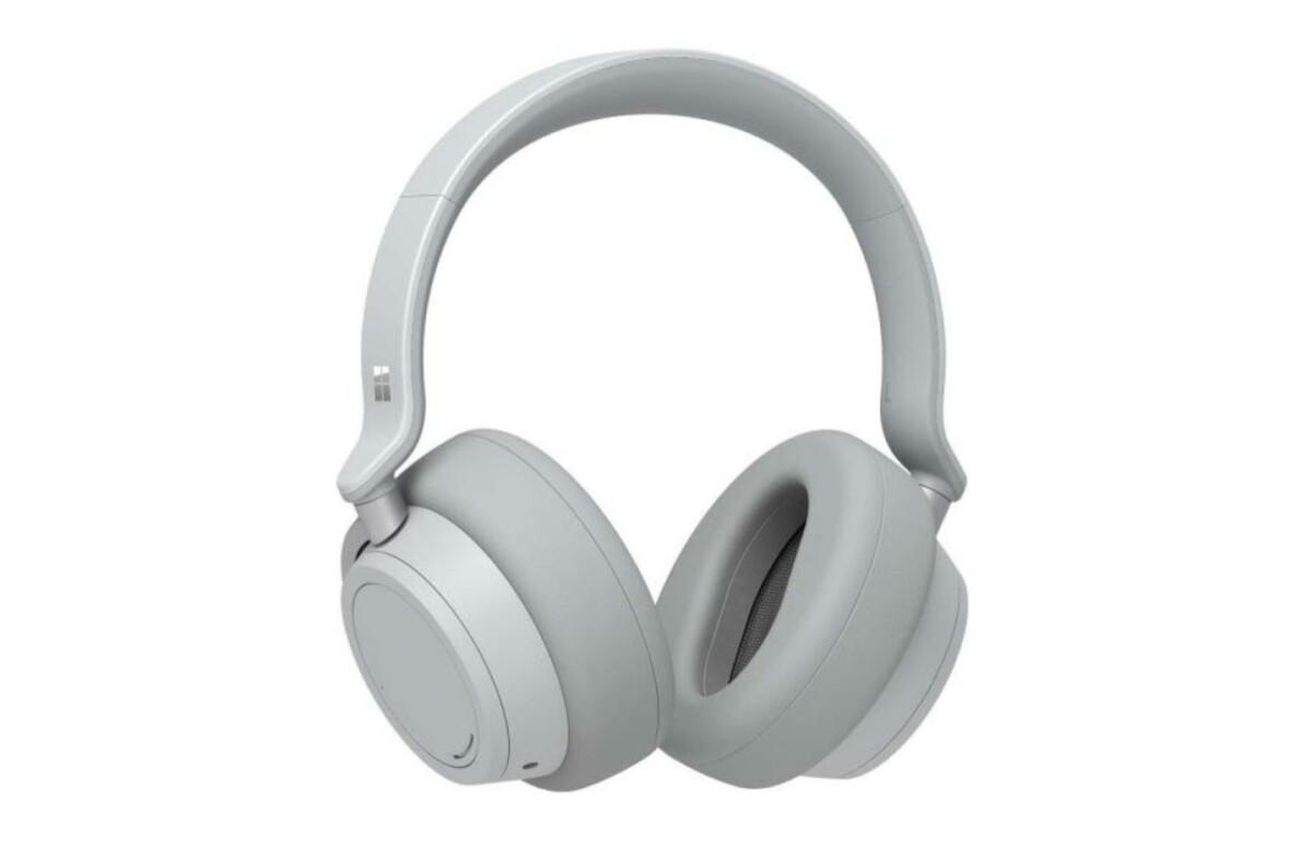 Moitié prix pour le casque sans fil Microsoft Surface Headphones à la Fnac