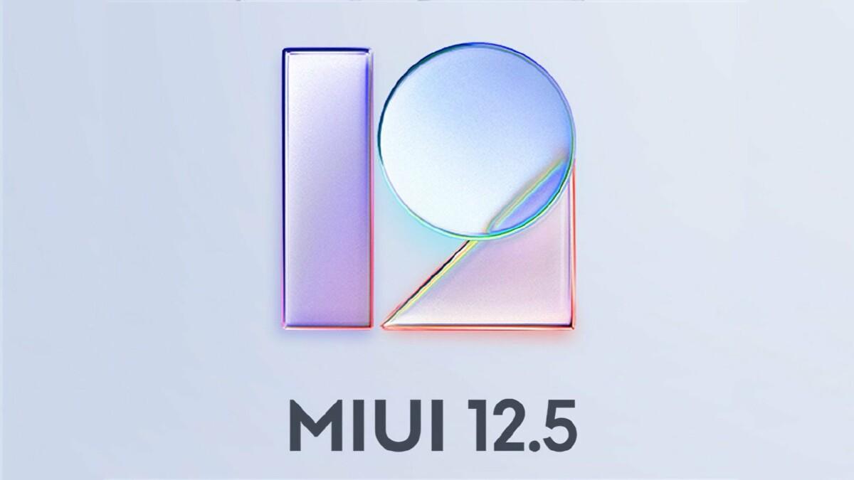 MIUI12.5: la liste des smartphones Xiaomi compatibles avec la mise à jour
