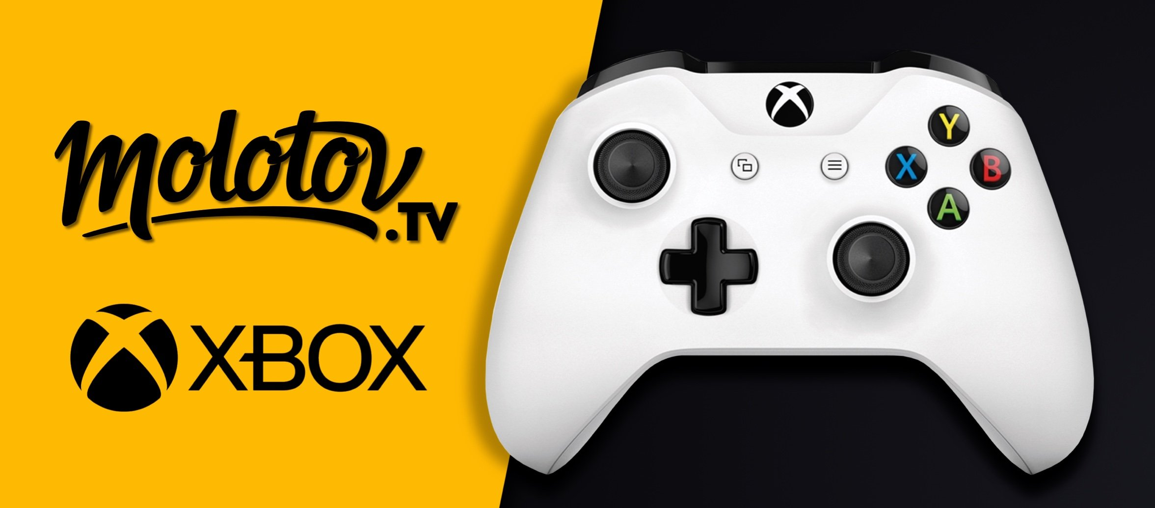 Avec Molotov, la télé française arrive sur votre Xbox
