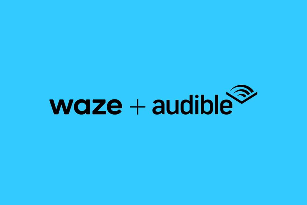 Audible + Waze