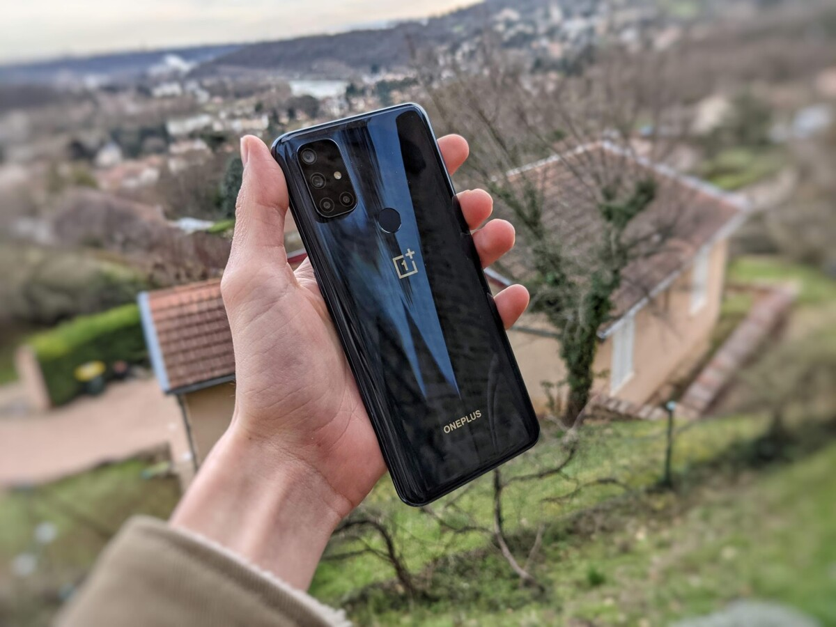 Le OnePlus Nord N10 5G