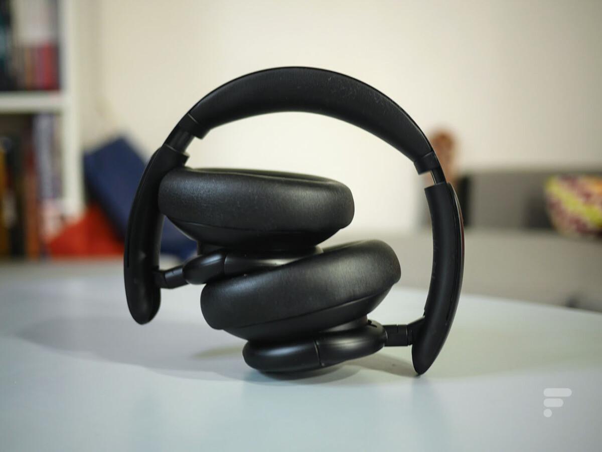 Le casque Soundcore Life Q30 d'Anker peut se plier